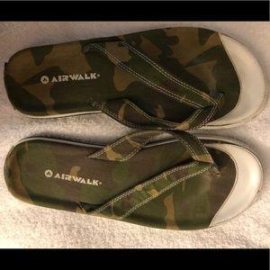 Camo Airwalk Sandals